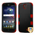 TUFF Hybrid Phone Protector Cover for ZTE Z959 (Grand X 3)