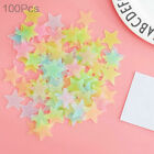 500 Pcs 3D Wall Glow In The Dark Stars Stickers Kids Bedroom Nursery Room Decor