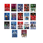 OFFICIAL FOOTBALL CLUB - 2020 A3 CALENDAR - (17 Teams) [FREE UK P&P]