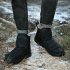 Mens Snow Boots Fur Lined Warm Winter Boot Outdoor Hiking Ankle Shoes Waterproof <br/> Men's High Cotton Shoes Martin Canvas high-top Boots