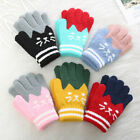 Kyпить Cute Kids Gloves & Mittens Knitted Winter Warm Full Finger Gloves For Girls Boys на еВаy.соm