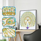 DIY Wall Clock Special Shaped Diamond Painting Cross Stitch Embroidery Art Decor