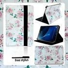 Leather Tablet Stand Folio Cover Case For 7