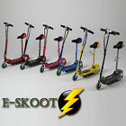 'Electric Scooter Kids Battery Ride On Toy Bike Stand Escooter Adjustable Seat