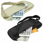 Kyпить Waist Belt Bag Travel Pouch For Hidden ID Passport Security Money Compact Safety на еВаy.соm