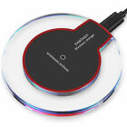 10W Qi Wireless Fast Charger Pad Charging Dock for iPhone 11 / iPhone 11 Pro Max