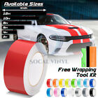 Gloss Color Racing Stripes Vinyl Wrap For Dodge Charger Stripe Sticker 10FT/20FT  for sale