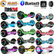 """6.5"""" Bluetooth Hoverboard Self Balance Electric Scooter UL Bag LED Best Gift Kid photo"""