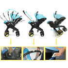 Baby 4 in1 Stroller Newborn Seat Infant With Accesories Strollers Portable USA