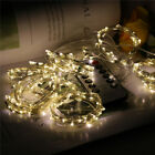 300 LED Curtain Fairy Lights String In/Outdoor Backdrop Wedding Christmas Party