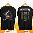 Paul McCartney t Shirt Freshen Up Concert Tour 2019 T-shirt Size Men Black image