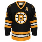 Boston Bruins BOBBY ORR Jersey Heroes of Hockey Youth XL NWT NEW SEWN Black CCM