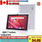 Q88 7 Inch Android Tablet 4GB Quad Core 4.4 Dual Camera Bluetooth WiFi Tablet PC