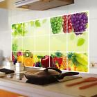 Kitchen Oilproof Removable Wall Stickers Vinyl Art Decor Home Decal Sticker Yb