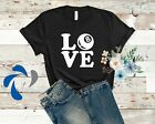 NEW!  Love 8 Ball T-Shirt  Pool  Billiards $15.99 USD on eBay