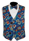 Mickey Mouse's World Tour Tuxedo Vest and Bowtie
