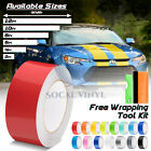 Gloss Color Racing Stripes Vinyl Wrap Decal For Scion TC Sticker 10FT / 20FT $9.99 USD on eBay