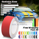 Matte Color Racing Stripes Vinyl Wrap Decal For Scion TC Sticker 10FT / 20FT $15.99 USD on eBay