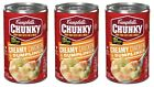Campbell's Chunky Soup Cans Pick any 3 Cans Mix & Match Flavors 3 Pack