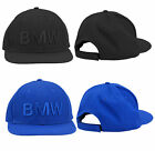 bmw men s sport embroidered baseball hat solid cotton strapback cap bn8a016