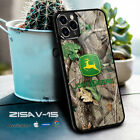 Phone Case John Deere Camo999 iPhone 6 11 Pro Max Samsung Galaxy
