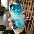 Marble Phone Case Cover For iPhone Samsung Huawei OnePlus Sony Xperia ETC 108-1