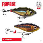 Rapala X-Rap Haku Lures - Pike Muskie Zander Catfish Predator Fishing Tackle