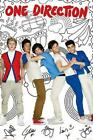 One Direction : Cartoon - Maxi Poster 61cm x 91.5cm new and sealed