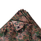 STANSPORT RIPSTOP TARP 6 MIL THICK DIGITAL WOODLAND CAMO CAMPING OUTDOOR NEW