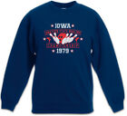 Iowa Amateur State Bowling Kinder Pullover Kingpin Fun Bowling Roy McCracken