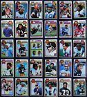 1979 Topps Football Cards Complete Your Set You U Pick From List 261-528 $0.99 USD on eBay