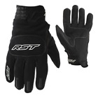 RST Rider CE Textile Gloves Lightweight Motorbike Motorcycle ALL COLOURS