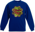 CTHULHU CTHUPS Kinder Pullover Wars Horror Arkham H. P. Lovecraft Miskatonic Fun