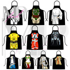 Star Wars Aprons Pick-A-Character Fun Adjustable Kitchen Grill Costume Cosplay $10.38 USD on eBay