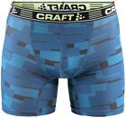 Craft Greatness 3 Inch Mens Boxer Shorts - Blue