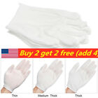 Kyпить White Cotton Gloves and PM2.5 Mouth M%a%s%k Mouth Respirator Washable Half US на еВаy.соm