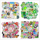50pcs Vinyl Vsco Girl Stickers For Luggage Laptop Phone Water Bottle Wall Decor
