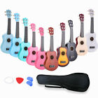 Kyпить 21 inch Soprano Ukulele Apelila Acoustic Mini Guitar Music Instrument + Gig Bag на еВаy.соm