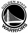 nba022 Golden State Warriors Die Cut Vinyl Graphic Decal Sticker NBA Basketball on eBay