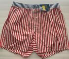 NWT Polo Ralph Lauren Mens Underwear Woven Boxer Shorts Classic Fit  L XL