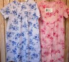 2 New Ladies Cotton/Poly Hospital Healthcare Gowns  S M L