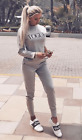 Women's Ladies Long Sleeve CG Vogue Print Top Bottom Loungewear Tracksuit Set UK <br/> High Quality┃UK Plus Size 8-22┃Fast Dispatch┃Best Price