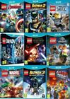 Wii U - Lego Games - Boxed - PIck One Or Bundle Up - Nintendo