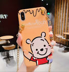 Cute Winnie the Pooh Piglet Soft Case for iphone x