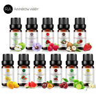 Aromatherapy Fruit 10ml Essential Oils Natural Pure Essential Oil Fragrances Set