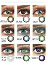 Kyпить colored contacts new colors 2 lenses per pack на еВаy.соm