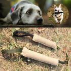 Handles Jute Police Young Dog Bite Tug PlayToy Pet Training Chewing Arm SleeveZT