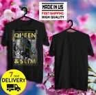 New Limited Queen and Slim Movie Film 2019 Limited Edition T-Shirt Size S-5XL  image