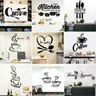 Kitchen Wall Stickers Vinyl Decal Mural Home Decor Removable Diy Art Sticker