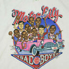 Vintage Detroit Pistons Motor City Bad Boys White  Gildan Reprint  FREESHIPPING on eBay